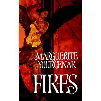 Fires by Professor Marguerite Yourcenar - Dori Katz - 9780374517489 B