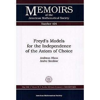 Freyd's Models for the Independence of the Axiom of Choice - 97808218