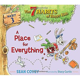 A Place for Everything by Sean Covey - 9781534415805 Book