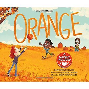 Orange by Amanda Doering - 9781684101986 Book