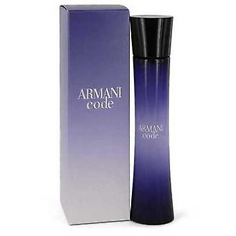 Armani Code By Giorgio Armani Eau De Parfum Spray 1.7 Oz (women) V728-430705