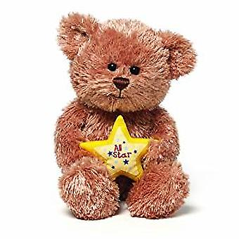 Plush - Gund - All Star Bear Soft Doll New 4040208