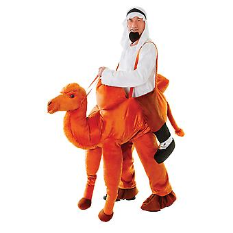 Bristol Novelty Unisex Adults Step In Camel Costume