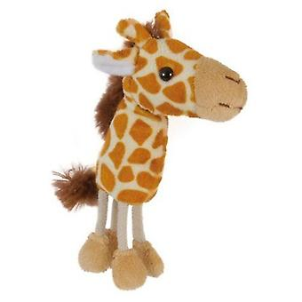 Finger Puppet - Giraffe New Soft Doll Plush PC020201