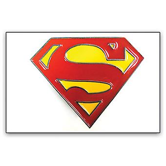 Belt Buckle - DC Comics - New Superman Logo Metal Anime bb149694spm
