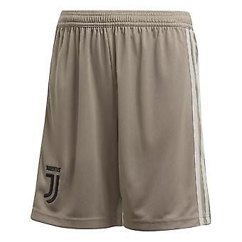 2018-2019 Juventus Adidas Away Shorts (Kids)