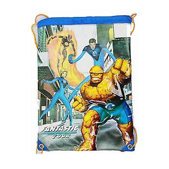 Mochila de cuerda - Marvel - Fantástico 4 - Cinch Bag New Boys f4cs01