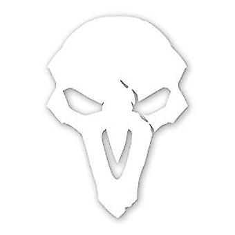 Adesivo - Overwatch - Reaper Logo Finestra Die Tagliare Vinyl Decal 4x5