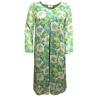 Adini klänning Nadine grön