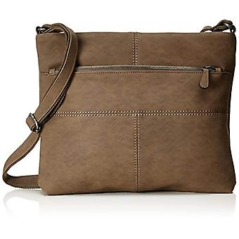s.Oliver (Bags) 39,712.94.4502 - Brown Women's Shoulder Bags (Cocoa) 6x30x35.5 cm (B x H T)