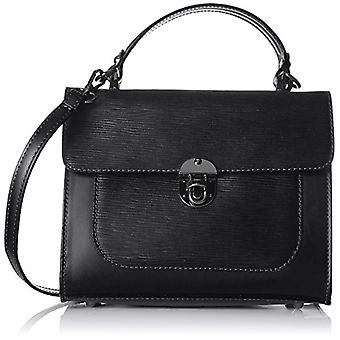 Piece Bags 8686 Black Women's shoulder bag 25x20x13 cm (W x H x L)