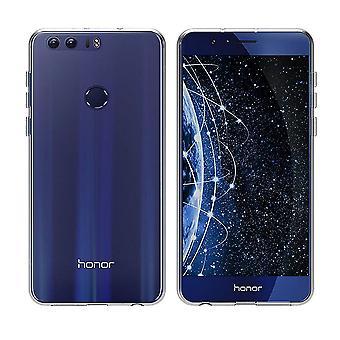 Huawei Honor 9 Custodia trasparente in silicone - CoolSkin3T