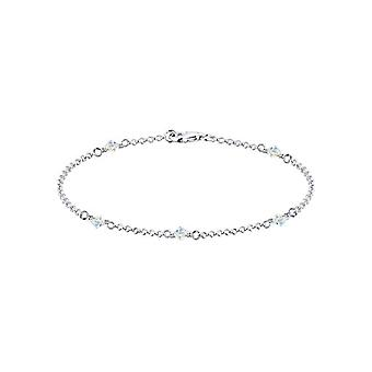 Elli Silver Women's Bracelet 925 with Charm