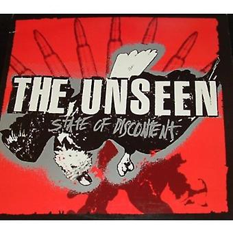 Unseen - State of Discontent [Vinyl] USA import