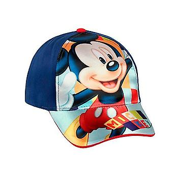 Mickey Mouse Cap Blue