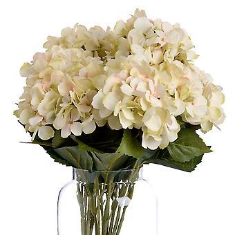 Hill Interiors Faux Hydrangea Bouquet
