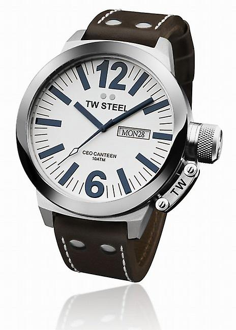 Tw Steel Ce1006 Ceo Collection Watch 50mm
