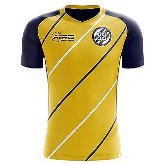 2019-2020 ægte Sociedad Away koncept fodboldtrøje
