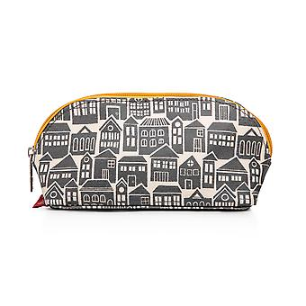 Nicky James About Town  Make-up Bag