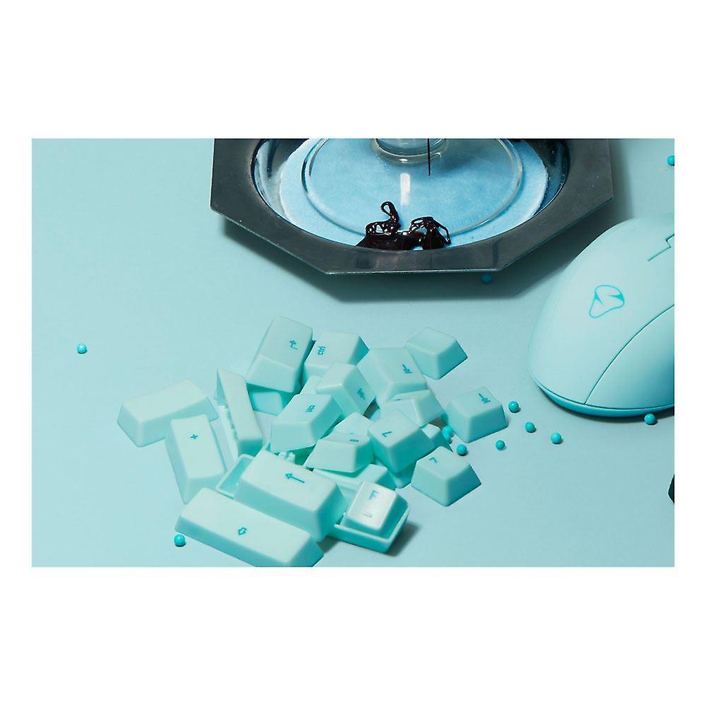 Mionix Keycaps Full Set for Mechanical RGB Gaming Keyboard US/UK Turquoise