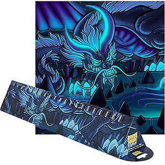 Dragon Shield Speelmat-Delphion matte Night Blue Japanse Limited Edition