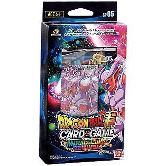 Bandai Dragon Ball Super Card Game Special Set SP05 Miraculous Revival (6 Packs)