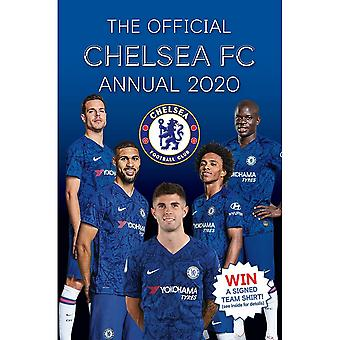 Chelsea FC 2020 Official Annual