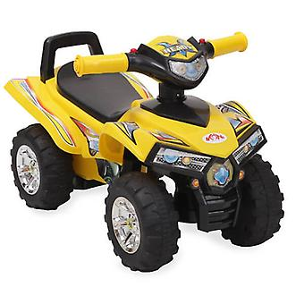 Slide car ATV 551 from 1 year with music function, horn, quad design