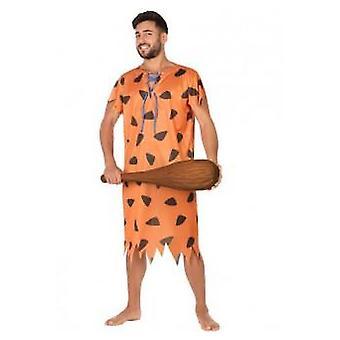 Herren Kostüme Männer Flintstones Primitive Man Kostüm