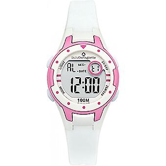 LuluCastagnette Summer 38822 - watch digital white