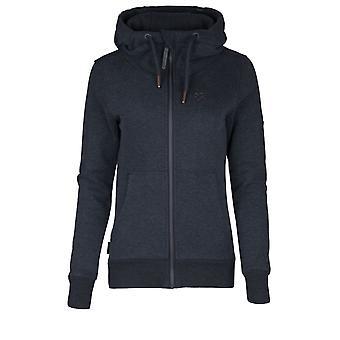 Alife y Kickin YasminAK Una sudadera chaqueta de sudadera para mujer XS-XXL