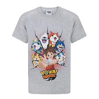 Yo-Kai Watch Nate Boy's T-Shirt