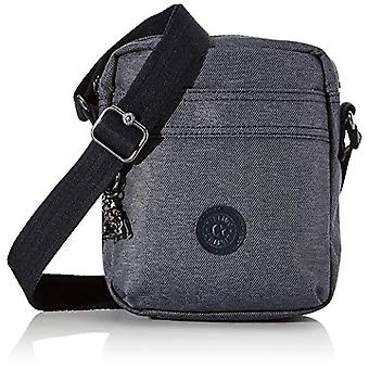 KiplingHisa Donna Strap bag (Charcoal)17.5 Cmx 205 Cmx 6 Centimeters (B x H x T)