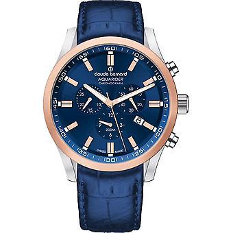 Claude Bernard - Watch - Men - Aquarider - 10222 357RC1 BUIR1