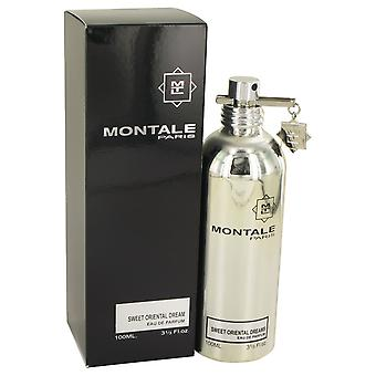 Montale doce sonho Oriental por Montale Eau De Parfum Spray (Unisex) 3,3 oz/100 ml (mulheres)