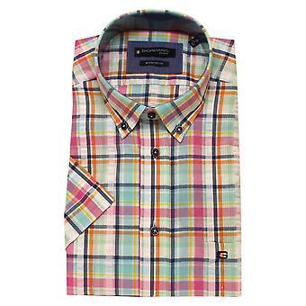 ベイリーズ ジョルダーノ ジョルダーノ マルチ カラー シャツ 6303