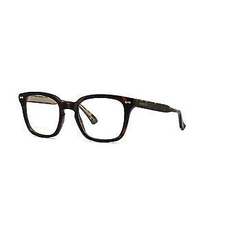 Gucci GG0184O 002 Havana Glasses