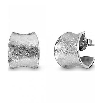 QUINN - Hoop earrings (pair) - Ladies - Silver 925 - 369760