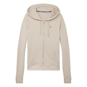 Tommy Hilfiger Women Tommy Hilfiger Women HWK Hoody, Oatmeal Heather, Large