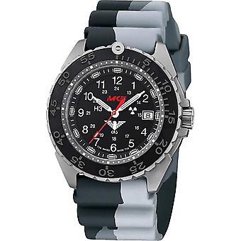 KHS Wristwatch الرجال المنفذ تيتان CR KHS. ENFTCR. DC1