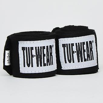 Tuf Wear Handwraps 3.5m Negro