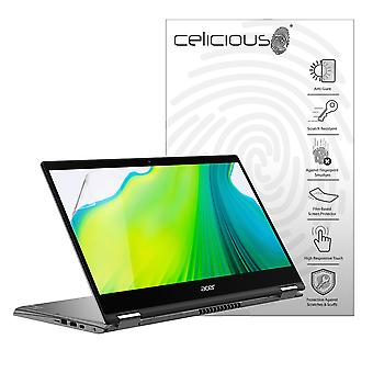 Celicious Matte Anti-Glare Screen Protector Film Compatible with Acer Spin 5 SP513-54N [Pack of 2]