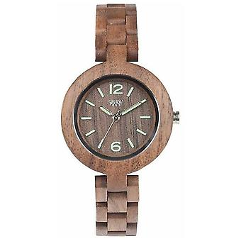 WeWood Mimosa NUT | Wood Strap | Wood Face | 70205700 Watch