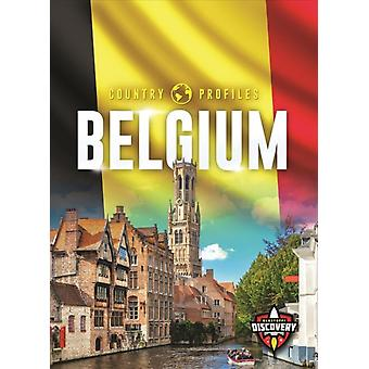Belgium by Chris Bowman