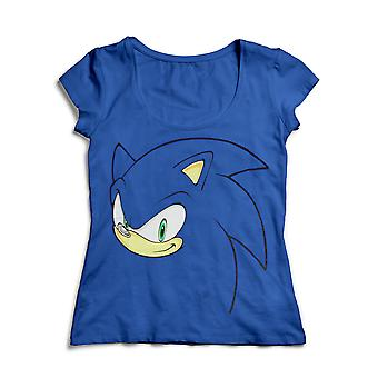 Official Sonic the Hedgehog Women's T-Shirt