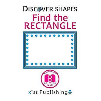 Find the Rectangle by Xist Publishing - 9781532410291 Book