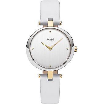 M & M Tyskland M11931-762 Ring-O Ladies Watch