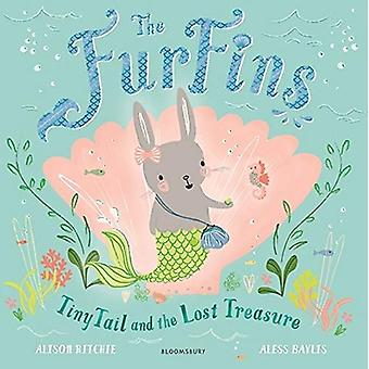 The FurFins - TinyTail and the Lost Treasure by Alison Ritchie - 97814