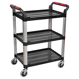 Sealey Cx309 3-Level Composite Workshop Trolley