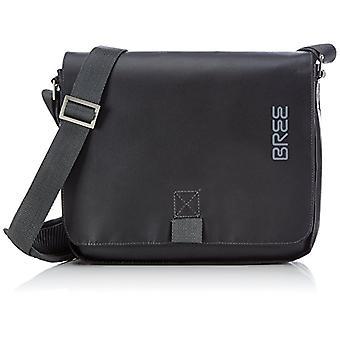 BREE Collection - Punch 61 Black Shoulder Bag A Black 900 Unisex Strap 26x6x21 cm (B x H x T)